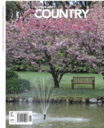 New book on country gardens